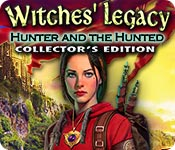 Feature Screenshot Spel Witches' Legacy: Hunter and the Hunted Collector's Edition