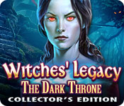 Witches' Legacy: The Dark Throne Collector's Editi