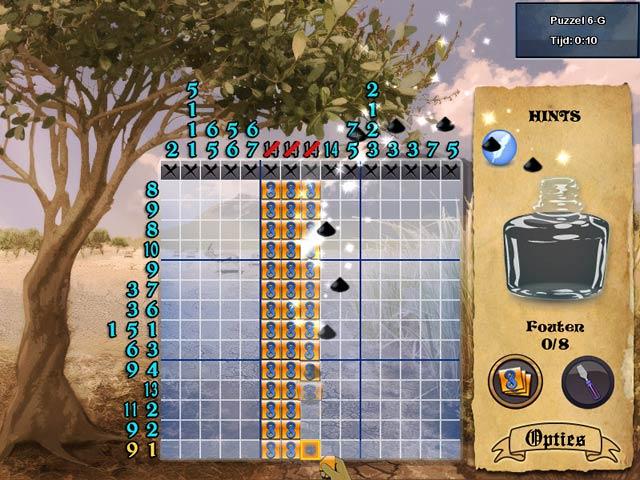 Spel Screenshot 1 World Mosaics 3 - Fairy Tales