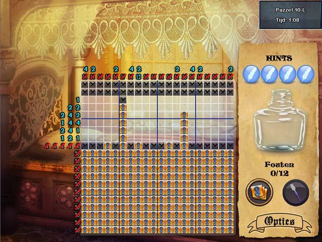 Spel Screenshot 2 World Mosaics 3 - Fairy Tales