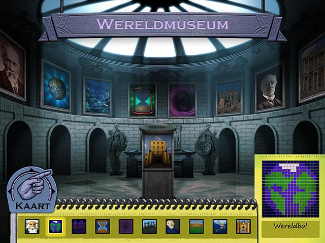 Spel Screenshot 2 World Mosaics 4