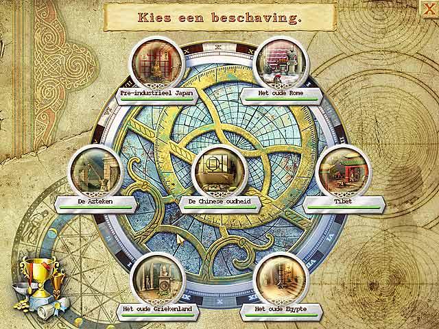 Spel Screenshot 2 World Riddles: Secrets of the Ages