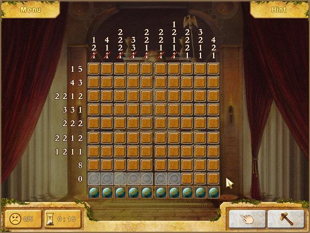 Spel Screenshot 3 World Riddles: Seven Wonders