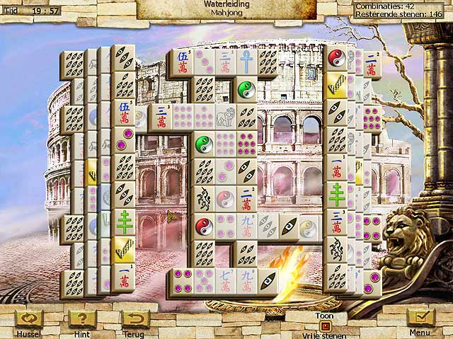 Spel Screenshot 3 World's Greatest Places Mahjong