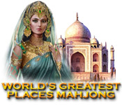 Feature Screenshot Spel World's Greatest Places Mahjong