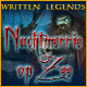 Written Legends: Nachtmerrie op Zee