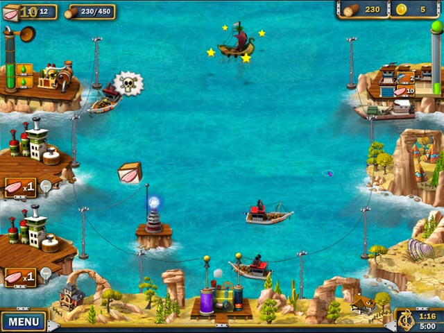 Spel Screenshot 1 Youda Fisherman