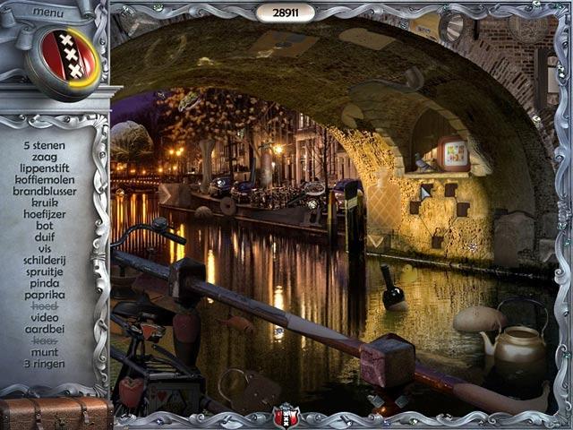 Spel Screenshot 1 Youda Legend: The Curse of the Amsterdam Diamond
