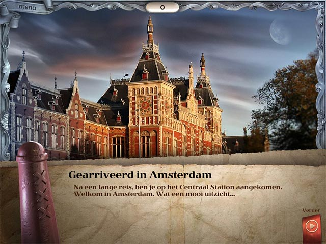 Spel Screenshot 2 Youda Legend: The Curse of the Amsterdam Diamond