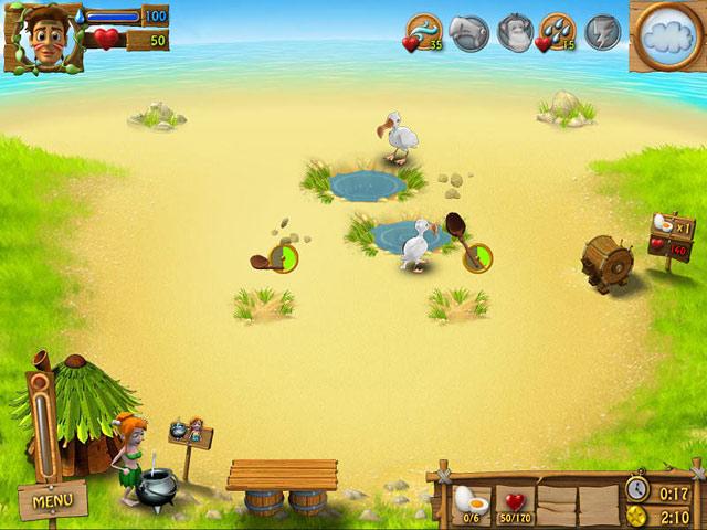 Spel Screenshot 2 Youda Survivor