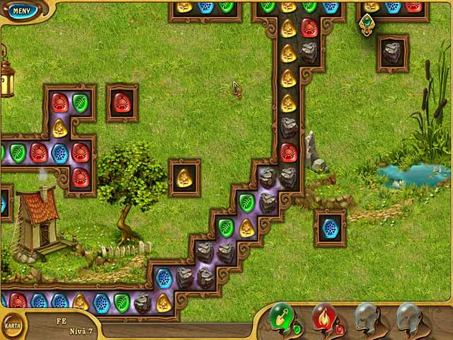 Game Skärmdump 3 4 Elements II