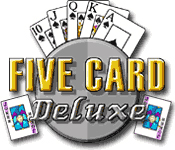 Feature Skärmdump Spel Five Card Deluxe