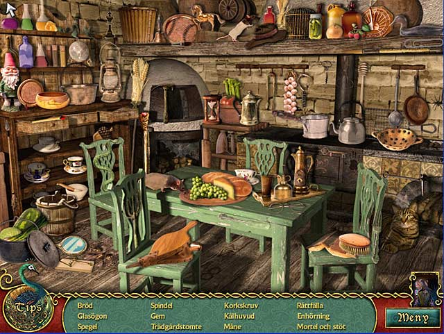 Game Skärmdump 1 Age of Oracles: Tara's Journey
