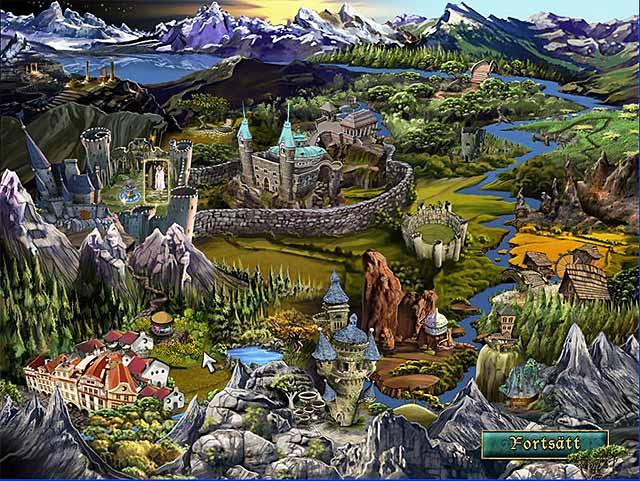 Game Skärmdump 2 Age of Oracles: Tara's Journey