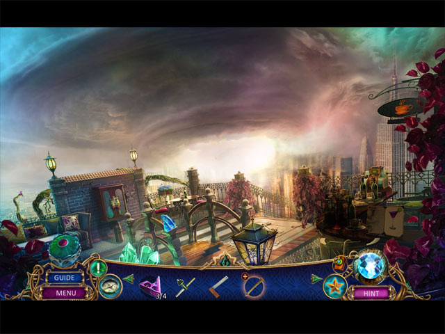 Game Skärmdump 3 Amaranthine Voyage: The Obsidian Book Collector's Edition