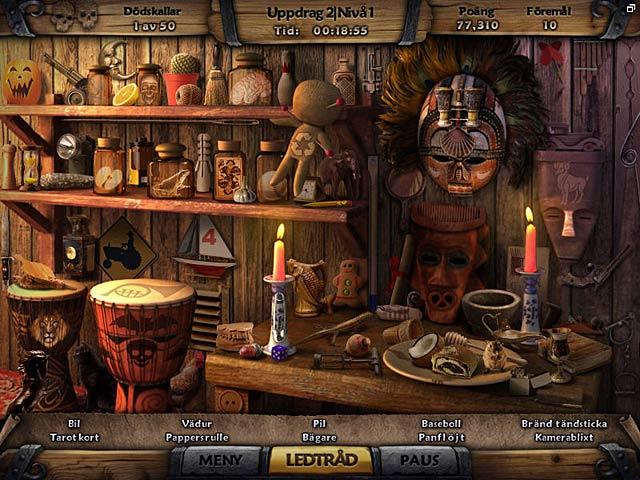 Game Skärmdump 2 Amazing Adventures: The Caribbean Secret