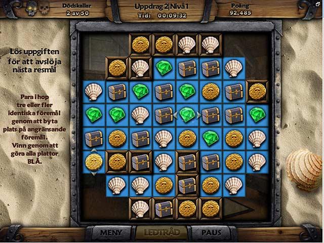 Game Skärmdump 3 Amazing Adventures: The Caribbean Secret