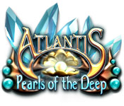 Feature Skärmdump Spel Atlantis: Pearls of the Deep
