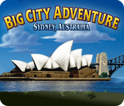 Feature Skärmdump Spel Big City Adventure: Sydney, Australia