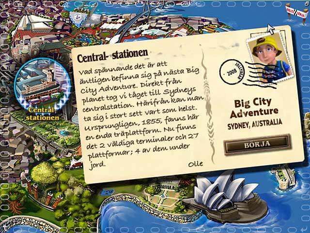 Video for Big City Adventure: Sydney, Australia