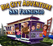 Feature Skärmdump Spel Big City Adventure:San Francisco