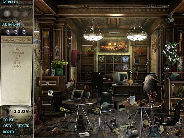 Game Skärmdump 2 Blood Ties