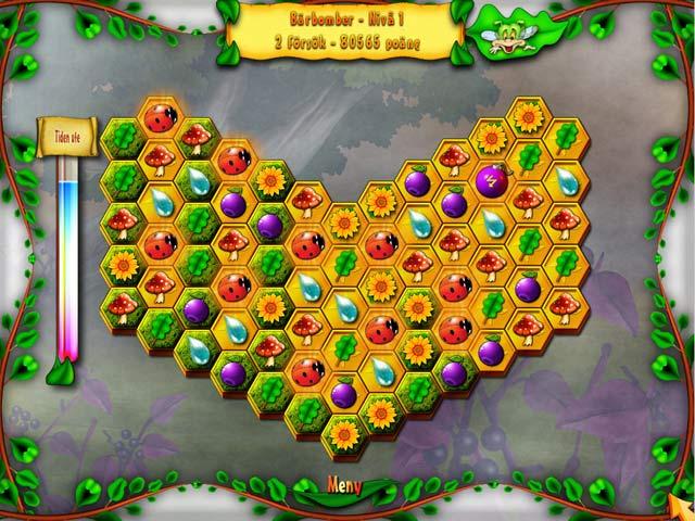 Game Skärmdump 2 BumbleBee Jewel