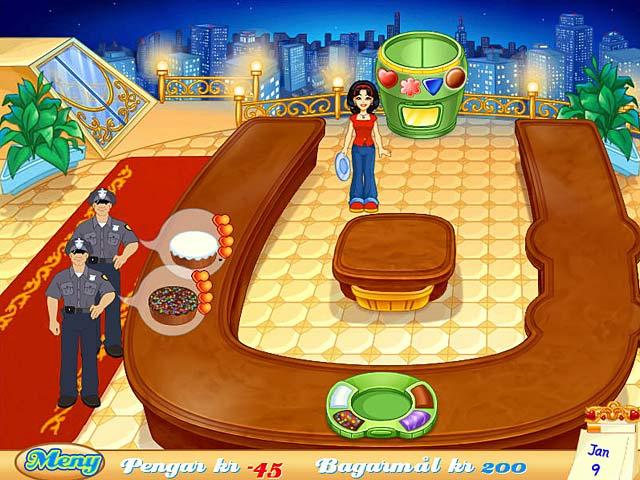 Game Skärmdump 2 Cake Mania 2