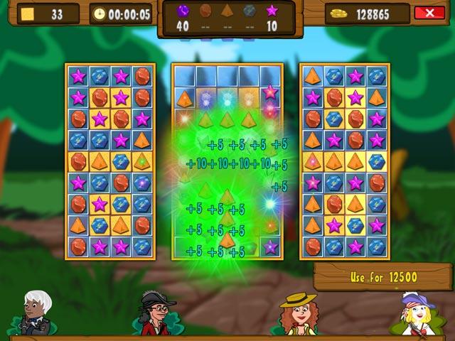 Game Skärmdump 2 Caribbean Jewel