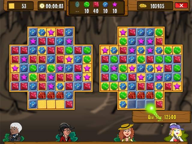 Game Skärmdump 3 Caribbean Jewel