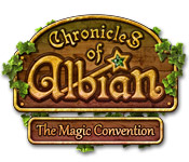 Feature Skärmdump Spel Chronicles of Albian: The Magic Convention