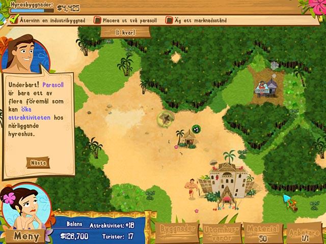 Game Skärmdump 3 Coconut Queen