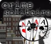 Feature Skärmdump Spel Crime Solitaire
