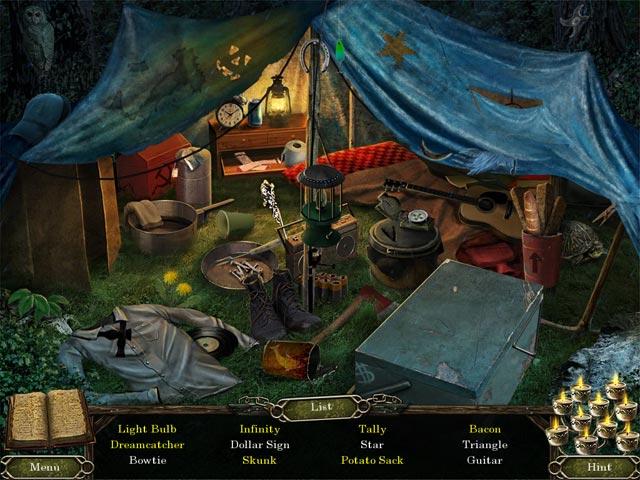 Cursed Memories: Agony Creeks hemlighet img