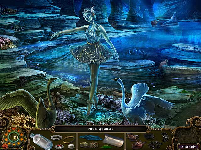 Game Skärmdump 1 Dark Parables: Den förvisade prinsen