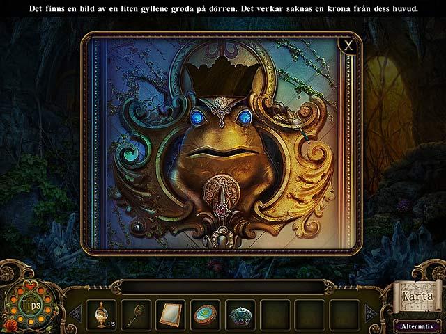 Game Skärmdump 2 Dark Parables: Den förvisade prinsen