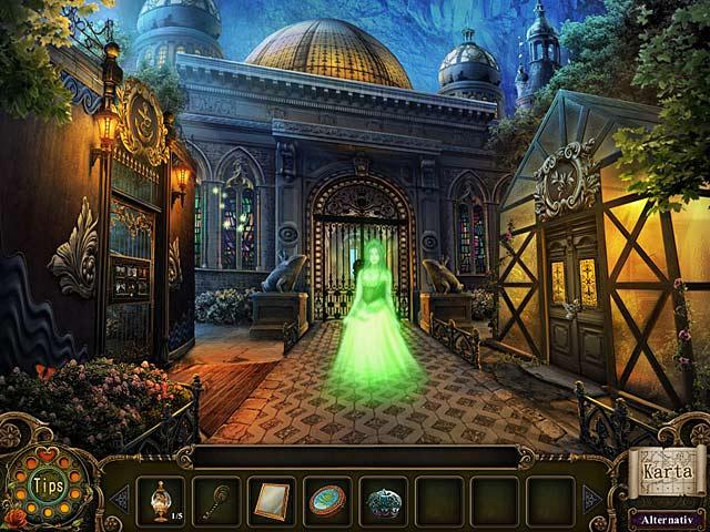 Game Skärmdump 3 Dark Parables: Den förvisade prinsen