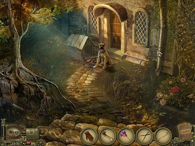 Game Skärmdump 2 Dark Tales: Edgar Allan Poes Levande Begraven