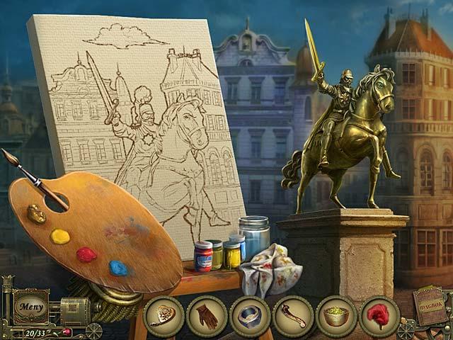 Game Skärmdump 3 Dark Tales: Edgar Allan Poes Levande Begraven