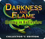Feature Skärmdump Spel Darkness and Flame: Enemy in Reflection Collector's Edition