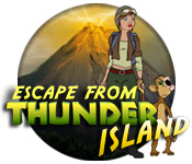 Feature Skärmdump Spel Escape from Thunder Island