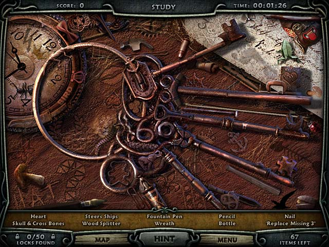 Game Skärmdump 2 Escape Rosecliff Island