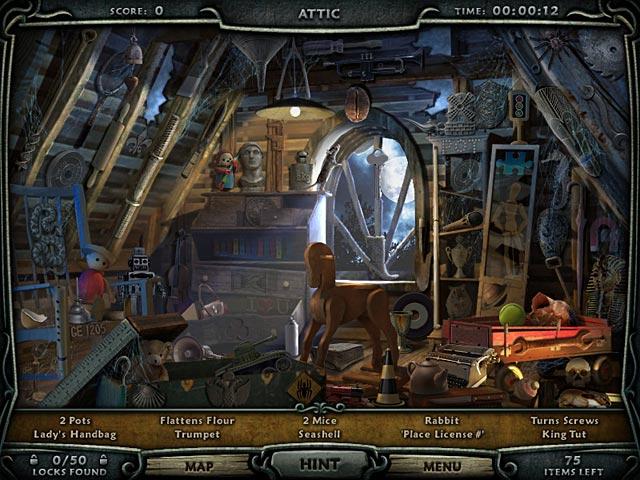Game Skärmdump 3 Escape Rosecliff Island