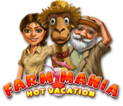 Feature Skärmdump Spel Farm Mania: Hot Vacation