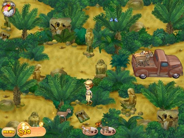 Game Skärmdump 2 Farm Mania: Hot Vacation