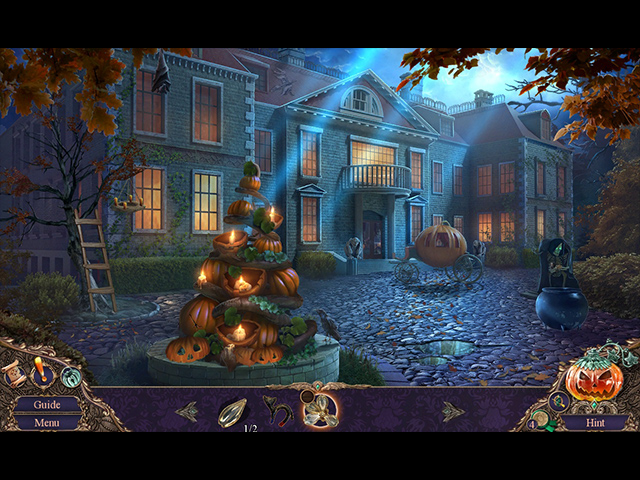 Haunted Manor: Halloween's Uninvited Guest Collector's Edition img