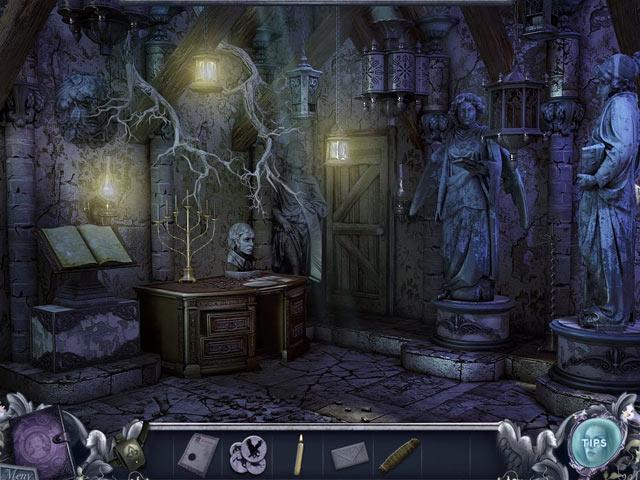 Game Skärmdump 1 Haunted Past: Spökvärlden