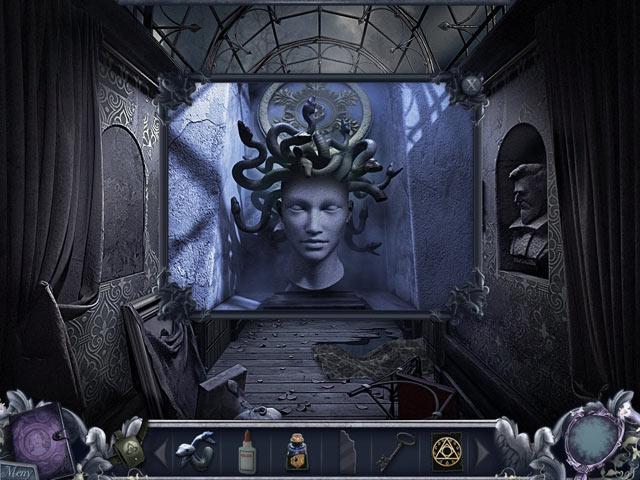 Game Skärmdump 2 Haunted Past: Spökvärlden