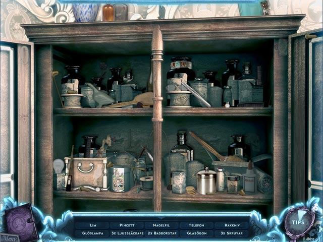 Game Skärmdump 3 Haunted Past: Spökvärlden
