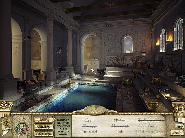 Game Skärmdump 1 National Geographic  presents: Herod's Lost Tomb